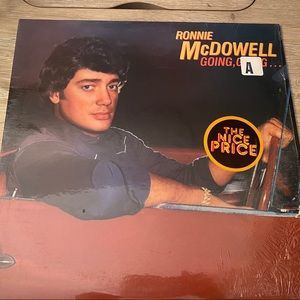 Ronnie McDowell Vinyl Record